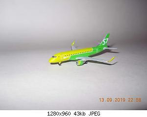 Нажмите на изображение для увеличения Название: Colobox_Embraer_E170_S7_Herpa~01.JPG Просмотров: 6 Размер:43.2 Кб ID:1174762