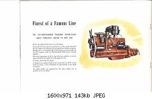 Нажмите на изображение для увеличения Название: 1946 Packard Super Clipper-08.jpg Просмотров: 0 Размер:143.1 Кб ID:1012846