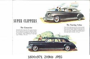 Нажмите на изображение для увеличения Название: 1946 Packard Super Clipper-11.jpg Просмотров: 4 Размер:209.3 Кб ID:1012849