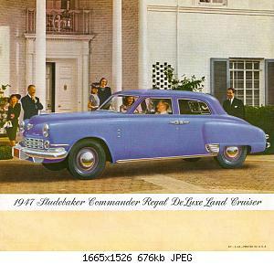 Нажмите на изображение для увеличения Название: 1947 Studebaker  8 .jpg Просмотров: 2 Размер:676.4 Кб ID:1023806