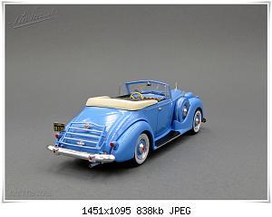 Нажмите на изображение для увеличения Название: Packard 12 Victoria (2) Ixo.JPG Просмотров: 1 Размер:837.8 Кб ID:1179838