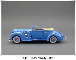 Нажмите на изображение для увеличения Название: Packard 12 Victoria (3) Ixo.JPG Просмотров: 2 Размер:775.6 Кб ID:1179839