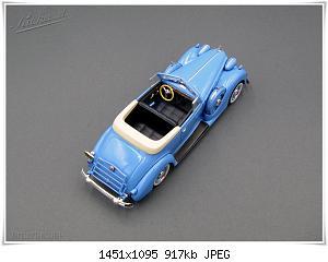 Нажмите на изображение для увеличения Название: Packard 12 Victoria (5) Ixo.JPG Просмотров: 3 Размер:916.9 Кб ID:1179841