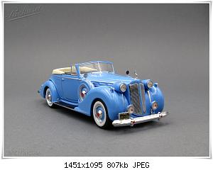 Нажмите на изображение для увеличения Название: Packard 12 Victoria (6) Ixo.JPG Просмотров: 1 Размер:806.6 Кб ID:1179842