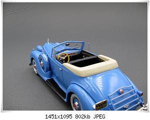Нажмите на изображение для увеличения Название: Packard 12 Victoria (8) Ixo.JPG Просмотров: 1 Размер:801.7 Кб ID:1179844