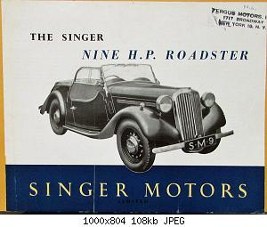 Нажмите на изображение для увеличения Название: 1 Nine Roadster.jpg Просмотров: 0 Размер:107.6 Кб ID:1172437