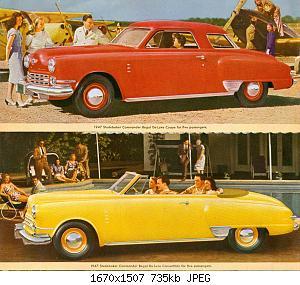Нажмите на изображение для увеличения Название: 1947 Studebaker  4 .jpg Просмотров: 0 Размер:735.0 Кб ID:1023802