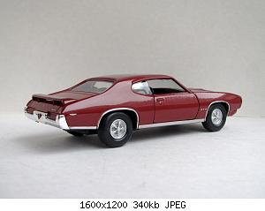 Pontiac GTO 1969 (Welly) 20200829-2.jpg