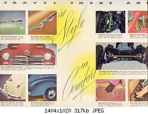 Нажмите на изображение для увеличения Название: 1946 Plymouth-02.jpg Просмотров: 4 Размер:317.2 Кб ID:1005861