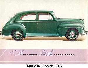 Нажмите на изображение для увеличения Название: 1946 Plymouth-07.jpg Просмотров: 3 Размер:226.8 Кб ID:1005866