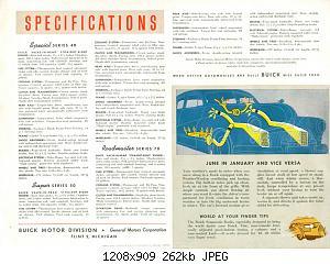 Нажмите на изображение для увеличения Название: 1948 Buick  12 .jpg Просмотров: 0 Размер:262.3 Кб ID:1035292
