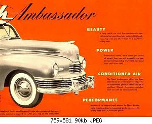 Нажмите на изображение для увеличения Название: 1946 Nash Ambassador-03.jpg Просмотров: 2 Размер:90.3 Кб ID:1009707
