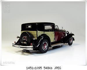 Нажмите на изображение для увеличения Название: Rolls Royce Phantom II (2) DG.JPG Просмотров: 0 Размер:548.2 Кб ID:1159373