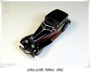 Нажмите на изображение для увеличения Название: Rolls Royce Phantom II (7) DG.JPG Просмотров: 1 Размер:595.3 Кб ID:1159378