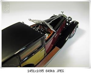 Нажмите на изображение для увеличения Название: Rolls Royce Phantom II (9) DG.JPG Просмотров: 2 Размер:648.6 Кб ID:1159380