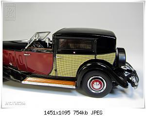 Нажмите на изображение для увеличения Название: Rolls Royce Phantom II (10) DG.JPG Просмотров: 1 Размер:753.7 Кб ID:1159381