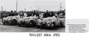 Нажмите на изображение для увеличения Название: Peugeot 302 Darl'Mat-Pourtouts_команда 1937 LeMans.jpg Просмотров: 1 Размер:47.8 Кб ID:1159878