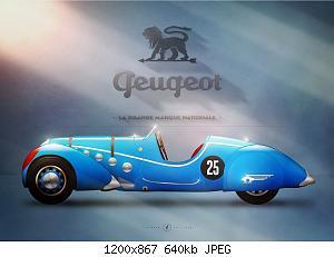 Нажмите на изображение для увеличения Название: Peugeot 302 Darl'Mat-Pourtouts_1937 LeMans6.jpg Просмотров: 1 Размер:639.7 Кб ID:1159884