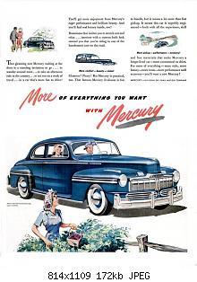 Нажмите на изображение для увеличения Название: 1947 Mercury Ad-03.jpg Просмотров: 1 Размер:171.9 Кб ID:1023326