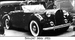 Нажмите на изображение для увеличения Название: Voisin C30 Cabriolet Goëlette at Paris Motor Show 1938.jpg Просмотров: 0 Размер:95.9 Кб ID:1192901