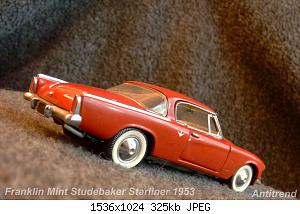 Franklin Mint Studebaker Starliner 1953 2.jpg