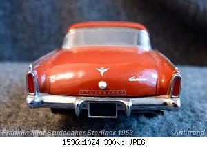 Franklin Mint Studebaker Starliner 1953 3.jpg