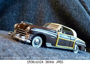 Franklin Mint Chrysler Town&Country 1950 1.jpg