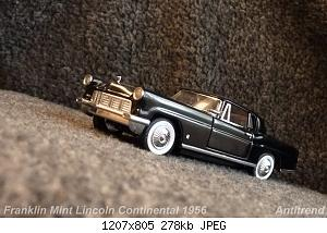Franklin Mint Lincoln Continental 1956 1.jpg