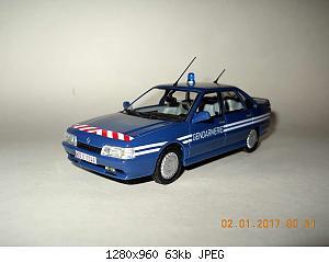 Нажмите на изображение для увеличения Название: Colobox_Renault_21_Turbo_Gendarmerie_Norev~01.JPG Просмотров: 5 Размер:62.6 Кб ID:1061486