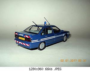 Нажмите на изображение для увеличения Название: Colobox_Renault_21_Turbo_Gendarmerie_Norev~02.JPG Просмотров: 3 Размер:66.3 Кб ID:1061487