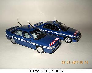 Нажмите на изображение для увеличения Название: Colobox_Renault_21_Turbo_Gendarmerie_Norev~03.JPG Просмотров: 5 Размер:81.2 Кб ID:1061488
