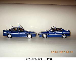 Нажмите на изображение для увеличения Название: Colobox_Renault_21_Turbo_Gendarmerie_Norev~05.JPG Просмотров: 4 Размер:65.8 Кб ID:1061490