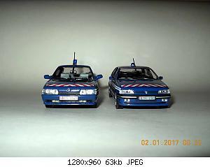 Нажмите на изображение для увеличения Название: Colobox_Renault_21_Turbo_Gendarmerie_Norev~06.JPG Просмотров: 2 Размер:62.9 Кб ID:1061491