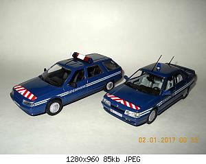 Нажмите на изображение для увеличения Название: Colobox_Renault_21_Turbo_Gendarmerie_Norev~09.JPG Просмотров: 2 Размер:84.8 Кб ID:1061494