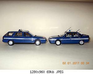Нажмите на изображение для увеличения Название: Colobox_Renault_21_Turbo_Gendarmerie_Norev~11.JPG Просмотров: 3 Размер:68.7 Кб ID:1061496