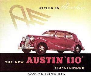 Нажмите на изображение для увеличения Название: 1947-48 Austin A110 01.jpg Просмотров: 3 Размер:1.71 Мб ID:1104407