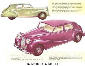 Нажмите на изображение для увеличения Название: 1947-48 Austin A110 03.jpg Просмотров: 2 Размер:1.63 Мб ID:1104410