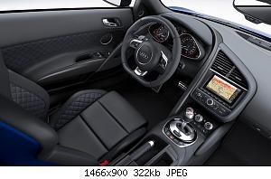 Нажмите на изображение для увеличения Название: 2015-Audi-R8-LMX-Limited-Edition-Interior-1копия.jpg Просмотров: 1 Размер:321.6 Кб ID:1177623
