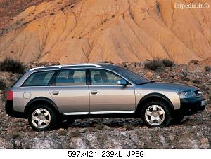 Нажмите на изображение для увеличения Название: Audi_Allroad_2000_-_2006_16.jpg Просмотров: 1 Размер:88.8 Кб ID:950062