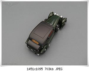Нажмите на изображение для увеличения Название: Bentley BlueTrain (5) Ixo.JPG Просмотров: 0 Размер:702.6 Кб ID:1164491