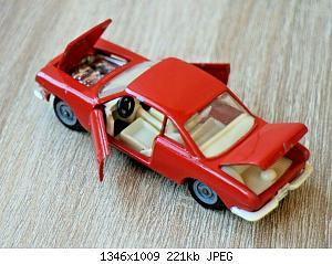 Нажмите на изображение для увеличения Название: Fiat-Siata-1500-Soviet-model-143-Politoys.jpg Просмотров: 4 Размер:220.8 Кб ID:1216246