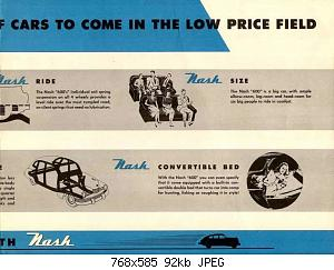Нажмите на изображение для увеличения Название: 1946 Nash 600-03.jpg Просмотров: 1 Размер:92.5 Кб ID:1009705