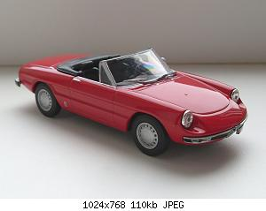 Alfa Romeo Spider 1300 Junior 1970 (High Speed)   20091017-3.jpg