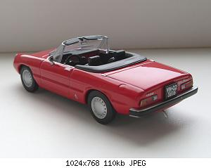 Alfa Romeo Spider 1300 Junior 1970 (High Speed)   20091017-4.jpg