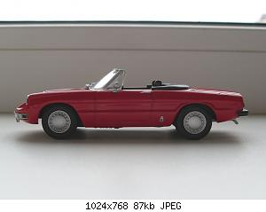 Alfa Romeo Spider 1300 Junior 1970 (High Speed)   20091017-5.jpg