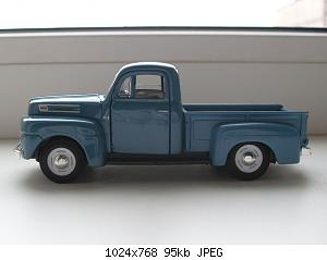 Ford F1 Pick Up 1948 (Hongwell)   20091017-5.jpg