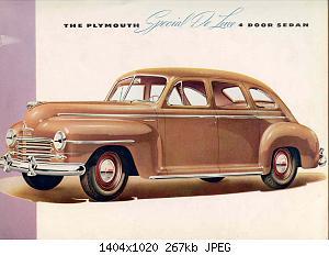 Нажмите на изображение для увеличения Название: 1946 Plymouth-05.jpg Просмотров: 4 Размер:267.2 Кб ID:1005864