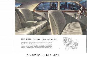 Нажмите на изображение для увеличения Название: 1946 Packard Super Clipper-07.jpg Просмотров: 2 Размер:335.7 Кб ID:1012845