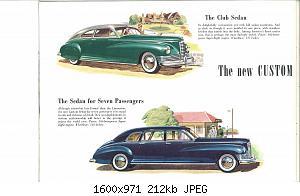 Нажмите на изображение для увеличения Название: 1946 Packard Super Clipper-10.jpg Просмотров: 3 Размер:211.5 Кб ID:1012848