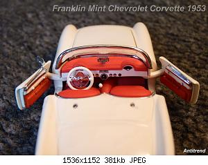 Franklin Mint Chevrolet Corvette 1953 3.jpg